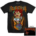 NEW WITH TAGS Steadfast Brand USO GIRL Tee Shirt BLACK SMALL-5XLARGE LIMITED