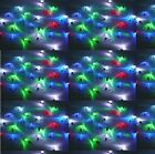 40/80//100/200/400/1000 PCS  - LED Light Up Finger Lights Rave Party USA Seller