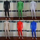 Catsuit Zentai Lycra Spandex Halloween Costumes Party Without hood/gloves/socks