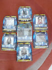 BBC DR WHO ACTION FIGURES SERIES SIX - 8 DIFFERENT ONES BRAND NEW
