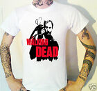 The Walking Dead Tribute T-Shirt Zombies Horror Classic TV
