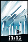 Star Trek Into Darkness Vintage Art Deco Comic Poster - A1, A2, A3, A4 sizes on eBay