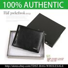 [OMNIA] Crystal MEN'S GENUINE LEATHER WALLET/ ID Purse MW603S Bifold Wallet