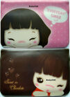 Lovely Sweet Girl Small Business / Name / Bank Credit Card Holder Case