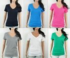 Hollister By Abercrombie Women's T Shirt La Jolla Cove Slim Fit 2013