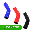 6.5mm -Silicone 45 Degree Elbow Hose, Silicone Pipe Bend Coolant Radiator Water