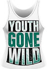 "ASKING ALEXANDRIA ""YOUTH GONE WILD"" SKINNY FIT VEST"