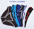 Comfy Men's Smooth Bulge Pouch Underwear Boxers Trunk Briefs Shorts IN 6 Colors
