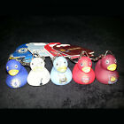 Official Licensed Duck Keyring Man city Chelsea Spurs West Ham Arsenal Football