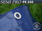 Tarpaulin Tarp PE Blue Heavy Duty Tarpaulins Waterproof Ground Sheet Cover