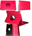Heavy Duty  New 360 Rotating PU Leather Case Cover w Swivel Stand For iPad Mini