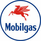 Mobil Gas Vinyl Decal / Sticker ** 5 Sizes **
