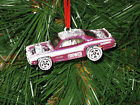 Hot Wheels Plymouth Duster Custom Christmas Diecast Ornament (choose color)