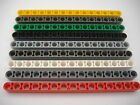 Lego Technic Liftarm 1 X 15 Thick Part No 32278 Colours & Qty Listed