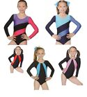 ROCH VALLEY GIRLS DANCE GYMNASTICS LEOTARD HOP + SKIP