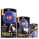 Brand New Starmark Everlasting Treat Ball Fun Chewing Challenge Toy for All Dog