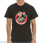 DAD's ARMY cotton t shirt ~ Panic  (black)
