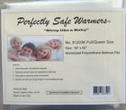 Body Heat Activated Crib, Twin, Full, Queen or King Size Bed Warmer Mattress Pad