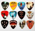 Famous Album Covers Guitar Picks Packet of 12 Different Plectrums günstig
