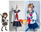 Anime Kantai Collection Kancolle Fleet Girls Destroyer Cosplay Costume Made Hot