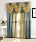 Ultra Luxurious Hyatt Window Curtain & Valance Treatments