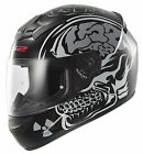 LS2 FF351 CORPS FULL FACE LIGHTWEIGHT MOTORCYCLE MOTORBIKE CRASH HELMET