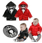 1 NEW Baby boys Fancy Panda Hooded Jacket Coat Outwear