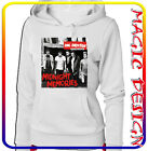 FELPA  1D ONE DIRECTION MIDNIGHT MEMORIES 2014 ALBUM CAPPUCCIO  MOD. FEMMINILE
