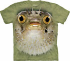 Blow Fish Adult  Aquatics Unisex T Shirt The Mountain