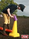 JSW's POLE CONE CUPS Training Aid Raised Pole Cups/Show Jumps/TREC/RDA 1pair JSW