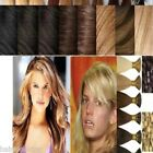 50 100 150 EXTENSIONS A FROID CHEVEUX INDIENS NATURELS QUALITE REMY 60 CM 1 G