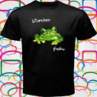 New Silverchair Frogstomp Frog stomp Men's Black T-Shirt Size S to 3XL