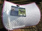 Shires Quilted Saddlecloth English Saddle Pad - Size Small - All Purpose NWT