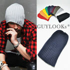 Uber Cool Street Fashion Mens Oversized Big Chunky Cotton Beanie Hat By Guylook