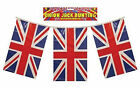 Extra Long 33ft / 10m Union Jack Bunting Olymic Royal Street Party BBQ Flag