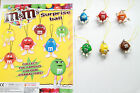 M&Ms Danglers - collectibles great charms, for phone, handbags and keyrings,