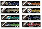 "NFL Bling Bumper Sticker 3""x12"" - Pick Team on eBay"