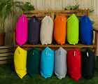Water Resistant Garden Cushions Filled with Pads Outdoor Water Resistant Packs
