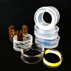 CUFF MOLDS (MB096) CLEAR SILICONE RUBBER MOLD FOR OPEN CUFF.CREATE YOUR BRACELET