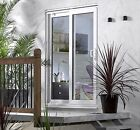 FRENCH SLIDING PATIO UPVC DOOR SET, BRAND NEW IN STOCK
