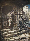 Arthur Rackham BOOK OF PICTURES 1913 Ref 15 PRINT A4 or A5 Size Unframed