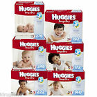 Huggies Snug & Dry Diapers Size 1, 2, 3, 4, 5, 6 PICK ANY SIZE & COUNT