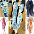 BOHO Style Soft Oversize Wrap SCARF/SHAWL Beach Sarong Cover Up AU SELLER sc031