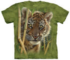 Baby Tiger Adult  Animals Unisex T Shirt The Mountain