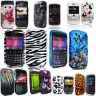 Colour Printed TPU Phone Case Cover For BlackBerry Bold/Bold Touch/Curve/Torch