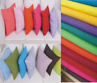100%Cotton Pillow Cushion Cover Case Square 45x45cm