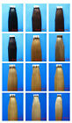 "16""18""20""22""24""26"" 20 piece Tape Skin Real Remy Human hair extensions Straight"