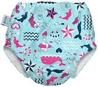 My Swim Baby Reusable Cloth Swim Diaper for Boys or Girls 9-45 lbs - 86881