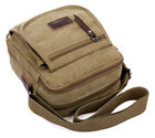 Men's small Casual Canvas bag  Shoulder Diagonal package Leisure package bgas
