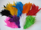 "Внешний вид - 50 Schlappen Selected Feathers For Fly Tying Craft -Rooster Hackle -6-8""-1/4 oz"
